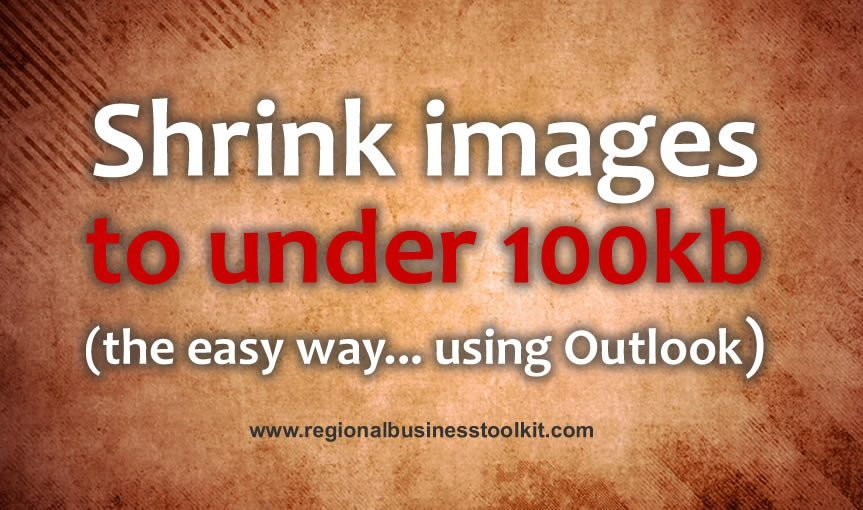 Shrink Images to under 100kb