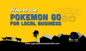 How To Use Pokemon Go for Local Business