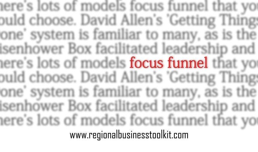 Focus Funnel