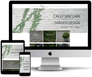 Cally Sinclair Garden Designs Multi Device