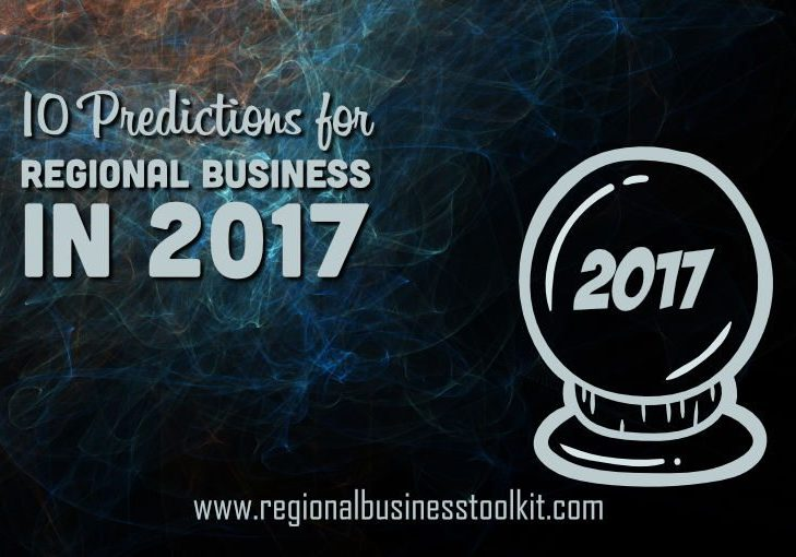 10 predictions for regional business in 2017