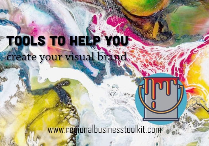 Tools to Help You Create your Visual Brand